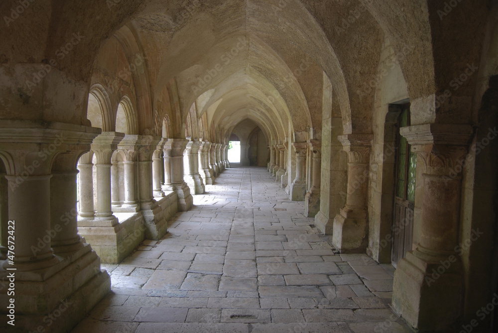 Fototapety, obrazy: cloister