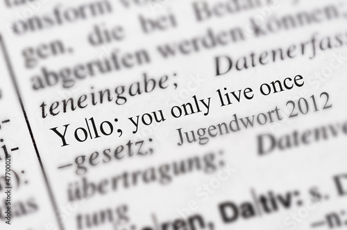 Photo  yolo jugendwort