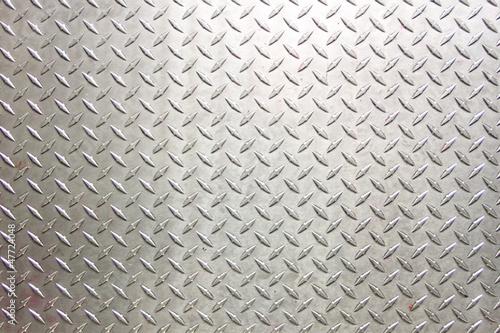 Plaque acier antidérapant strié stries Wallpaper Mural