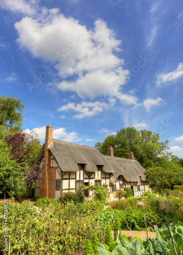 Photo  Anne Hathaway's Cottage