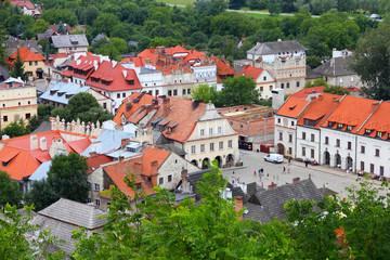 Obraz na SzkleKazimierz Dolny, Poland