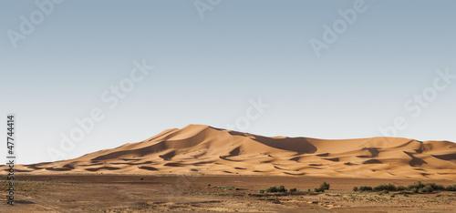 Poster Maroc Deserto di Sabbia