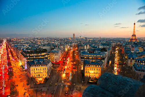 view-of-paris-from-arc-de-triomphe-with-the-eiffel-tower