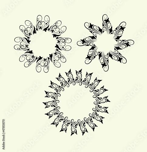 Floral Elements 6
