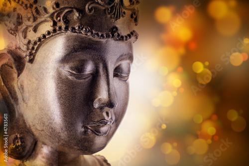 Fotografija  Bouddhisme et bien-être