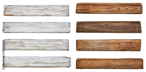 obraz PCV Wiadomość drewniany znak