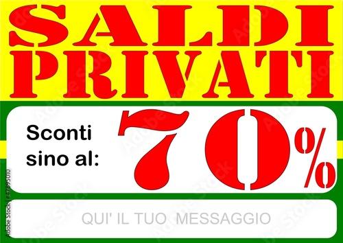 size 40 eff0d f928c SALDI PRIVATI 2 - Buy this stock vector and explore similar ...