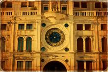Torre Dell'Orologio - Venezia