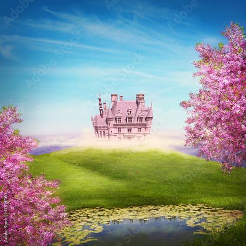 Fairy tale landscape