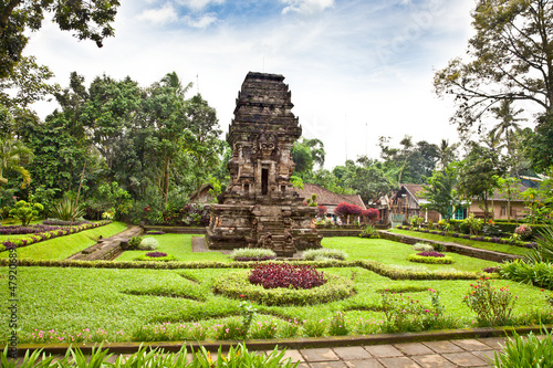 Candi Kidal Temple Near By Malang East Java Indonesia Buy This Stock Photo And Explore Similar Images At Adobe Stock Adobe Stock