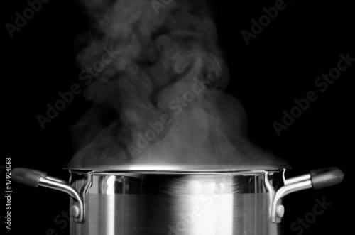 Fotografija  Boiling casserole