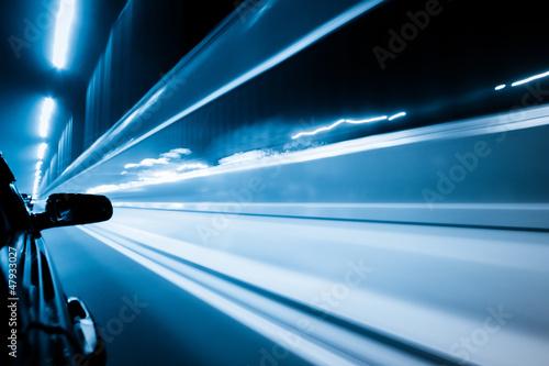 Fototapeta speed car obraz na płótnie