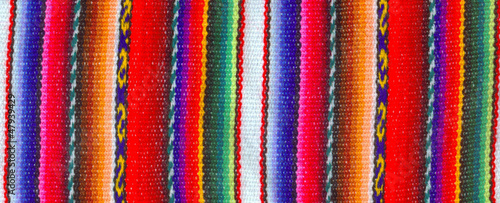Farben der Anden - colors of the Andes - colores andinas - 47939429