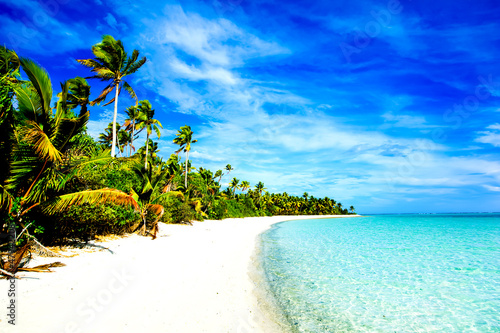 Photo  Beautiful Tropical Beach