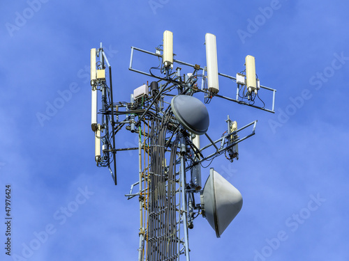 Valokuva  Cell phone tower