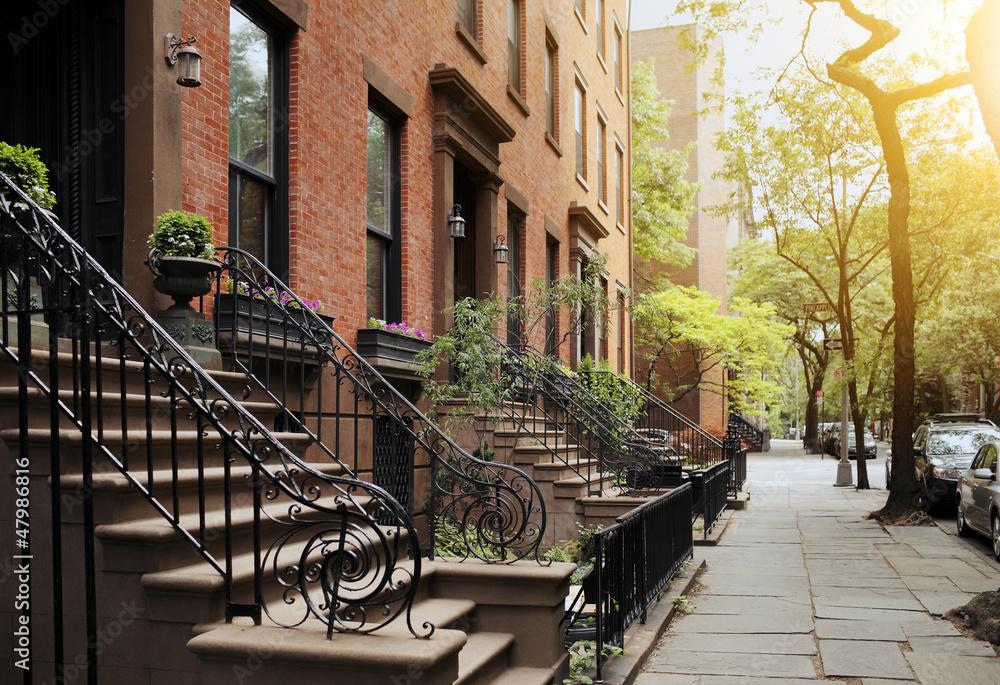 Fototapety, obrazy: Brooklyn Heights
