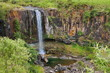 canvas print picture - Sterkspruit waterfall, Drakensberg, South Africa