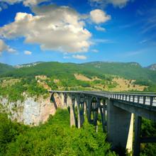 The Big Montenegro Bridge