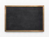 Blank old blackboard - 48011032