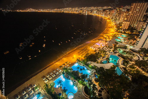 Acapulco Fototapet