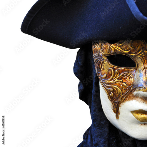 Canvas Prints Carnaval Venezia Mask
