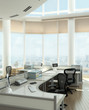 Penthouse Work Space