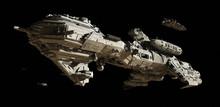 Interstellar Futuristic Escort...