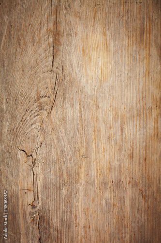 Deurstickers Hout old wood background