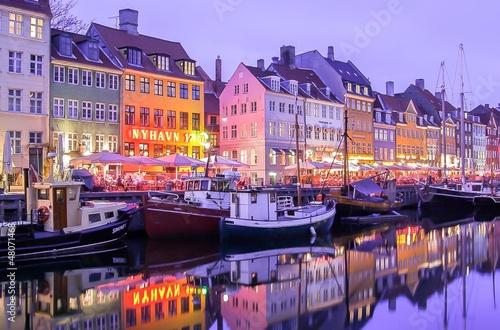 Poster Prune Copenhagen, Denmark.