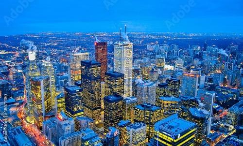 Foto auf Acrylglas Toronto Toronto, Canada