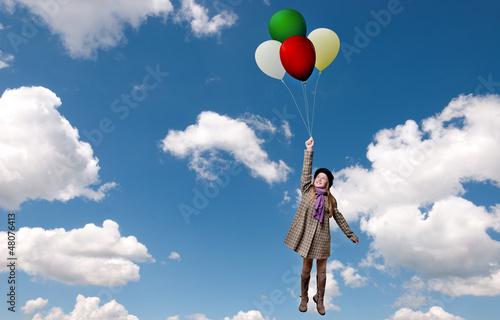 Fotografija Fly away