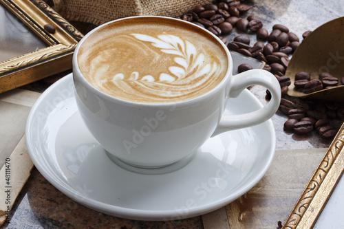 Fototapety, obrazy: Kaffee