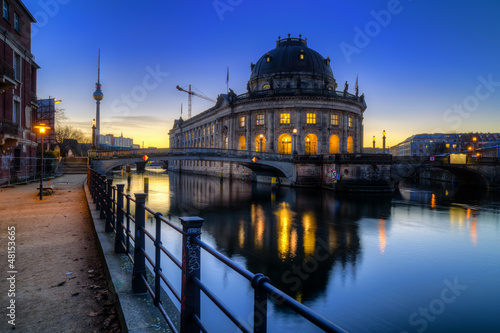 Photo  Bode Museum in Berlin