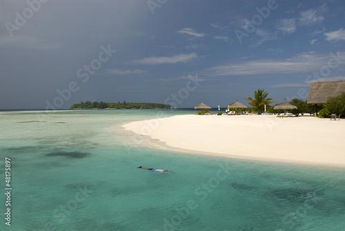 Poster Zanzibar Maldivian Island