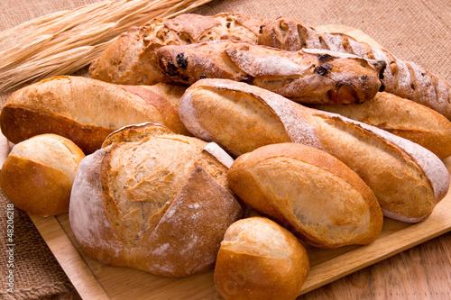Tela フランスパン集合