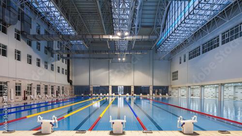 Fotografie, Obraz  natatorium