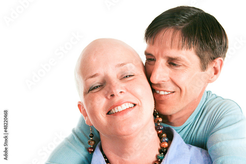 Fotografie, Obraz  Fighting Cancer Together