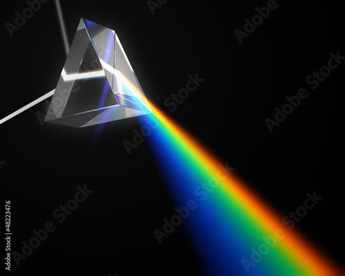 Valokuvatapetti Prism