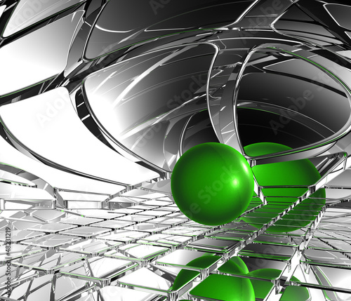sphere in abstract space