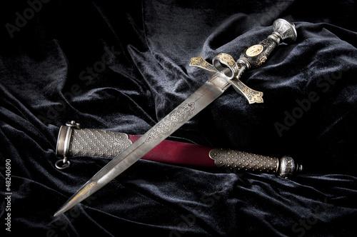 Dagger Fotobehang
