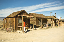 Ghost Town, Death Valley