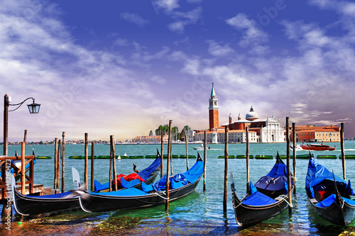 Spoed Foto op Canvas Sunrise in Venice