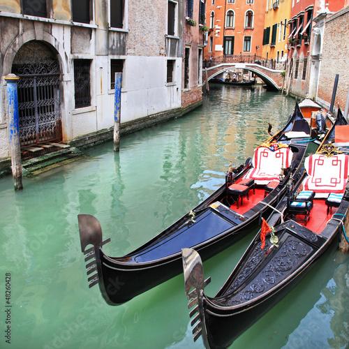 Fototapety, obrazy: Venetian scenery