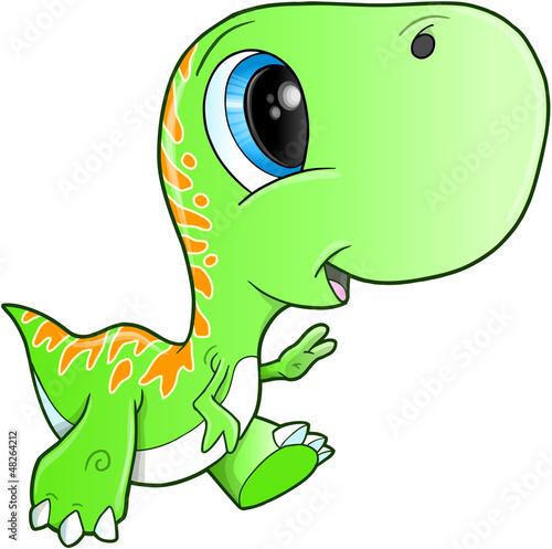 Naklejki ścienne Dinozaury