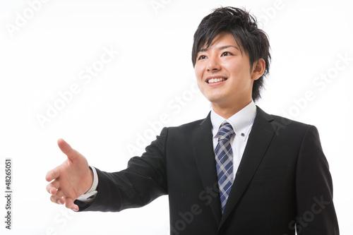 Fotografia  ビジネスマン 握手