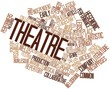 Word cloud for Theatre