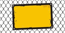 Sign Fence