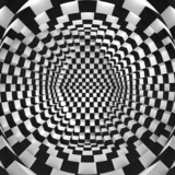 abstract optical art