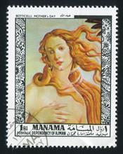 Venus  By Botticelli