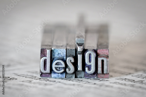 Fotografie, Obraz  Design